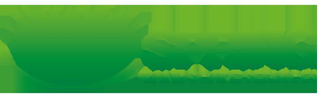 Spring Landscape Logo